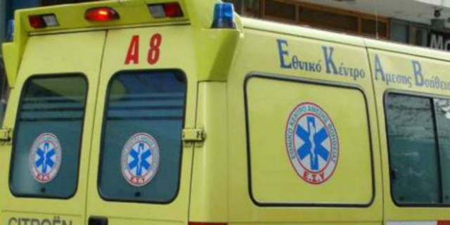 Συναγερμός στο Ηράκλειο: 5χρονο παιδί έπεσε από μπαλκόνι 3ου ορόφου