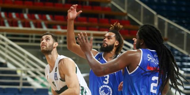 Basket League: Ζορίστηκε αλλά τα κατάφερε ο Παναθηναϊκός