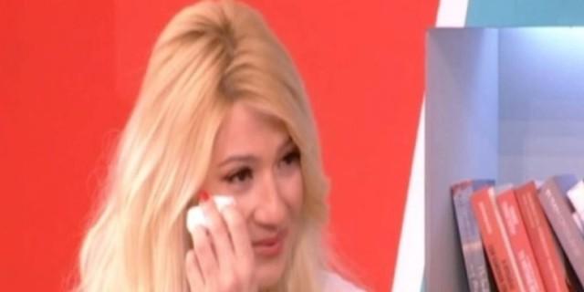 Δυσάρεστα νέα για την Φαίη Σκορδά: Τέτοιος προβληματισμός ούτε με τον χωρισμό της από τον Γιώργο Λιάγκα!