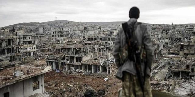 Συρία: Νεκροί 14 τζιχαντιστές από αεροπορική επιδρομή