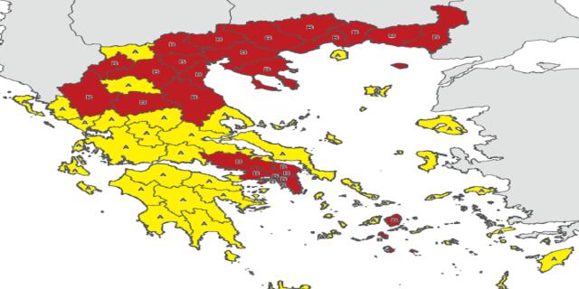 Κορωνοϊός - Υγειονομικός χάρτης: Ποιες περιοχές βρίσκονται στο επίπεδο Α & ποιες στο Β - Όλα τα μέτρα που ισχύουν στις δύο ζώνες από τις 3/11