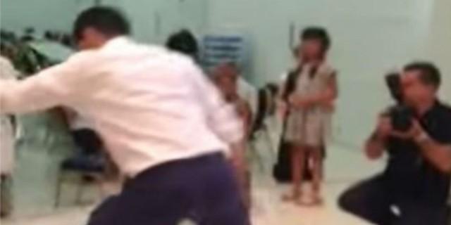 35χρονος μερακλής γαμπρός χορεύει βαρύ ελληνικό ζεϊμπέκικο και
