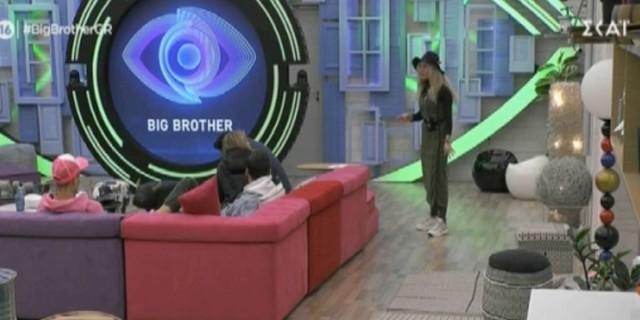 Big Brother: «Να το φας και χ@στηκα» - Επιστροφή… στους καβγάδες για Άννα Μαρία και Σοφία