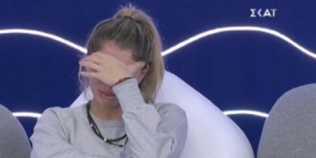 Big Brother: «Τελείωσε με αυτόν…» - Τσακώθηκε και με τον Κεχαγιά η δακρυσμένη Σοφία