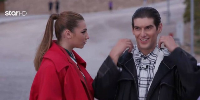 GNTM 3: Δεν… κρατιέται ο έρωτάς τους - Αποκαλύφθηκε το ζευγάρι