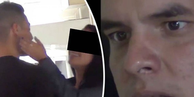 Είδε από κρυφή κάμερα την κοπέλα του να τον απατά - Η τρομακτική αντίδρασή του (Video)