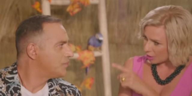 «Εγώ και ο Kρατερός...» - Αποκάλυψη-σοκ από την Κατερίνα Καραβάτου (Video)