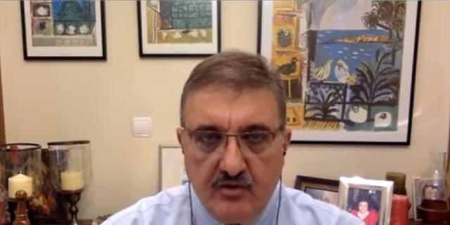 Κορωνοϊός: «Άρση lockdown θα γίνει μόνο όταν...» - Βόμβα του Αθανάσιου Εξαδάκτυλου (Video)
