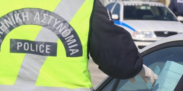Κορωνοϊός: Τεράστια επιχείρηση της Τροχαίας - Σταματά όλα τα αυτοκίνητα στη Μεσογείων