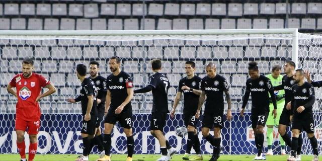Super League: «Ξέσπασε» πάνω στο Βόλο ο ΟΦΗ