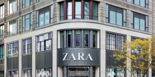 ZARA: Το σούπερ φόρεμα που κοστίζει μόνο 17,99 ευρώ