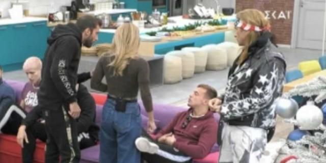 Big Brother: «Γ@μώ τα σπίτια σας ρε…» - Κόντεψαν να έρθουν στα χέρια οι παίκτες