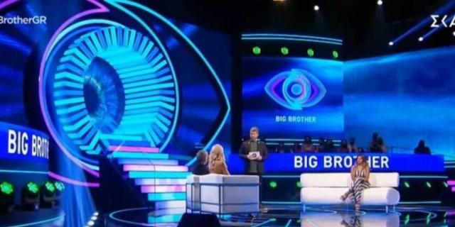 Άγριος καβγάς στον αέρα του ΣΚΑΪ για το Big Brother: Ένταση για τους παρουσιαστές μπροστά στην καλεσμένη