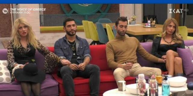 Big Brother: Αυτοί είναι παίκτες που περνούν στον Ημιτελικό - Δείτε ποιος αποχώρησε