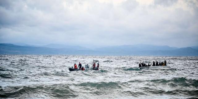 Ναυάγιο με μετανάστες στη Λέσβο - Νεκρή μια 20χρονη Σομαλή