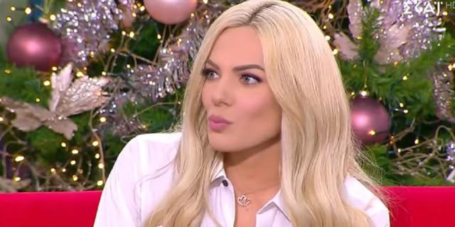 «Καυτές» αποκαλύψεις από την Ιωάννα Μαλέσκου: «Εγώ θέλω τον άντρα να...» (Video)