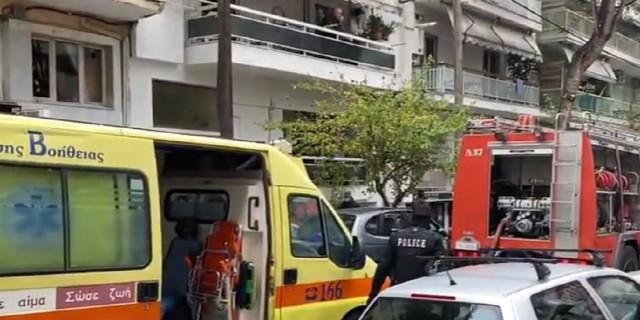Τραγωδία στη Θεσσαλονίκη: Νεκρός 16χρονος από φωτιά σε διαμέρισμα