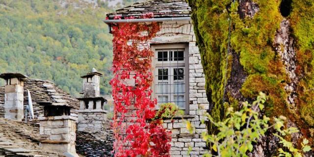 Η φωτογραφία της ημέρας: Πάπιγκο - Ένα αυθεντικό, ορεινό ελληνικό χωριό