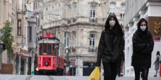 Κορωνοϊός - Τουρκία: Σε ανησυχητικό βαθμό τα κρούσματα - Καθολικό lockdown το Σαββατοκύριακο