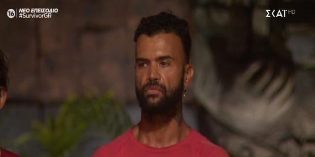 Survivor 4: Ο τραγικός Περικλής χρησιμοποίησε την λέξη