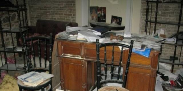 Σοκ: Καταληψίες ρήμαξαν και κατέστρεψαν τα πάντα στο Ωδείο Athenaeum (photos)
