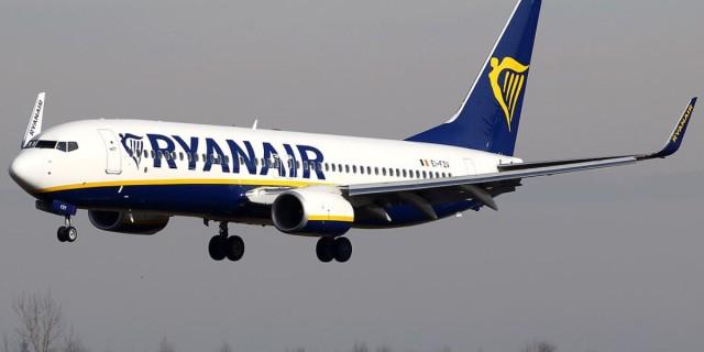 Ryanair: 1.000.000 θέσεις από €25,99 - Προλάβετε!