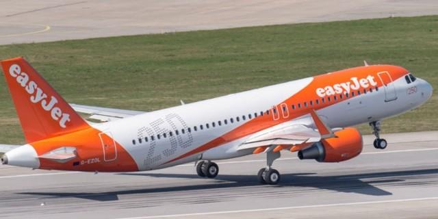 EasyJet: Είσηση «σεισμός» για αεροπορική εταιρεία