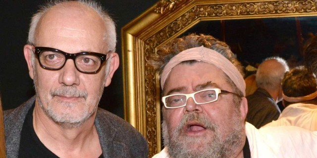 Στηρίζει τον Κιμούλη ο Σταμάτης Κρανουνάκης: «Είμαστε 50 χρόνια φίλοι, δεν έχει γίνει τίποτα»
