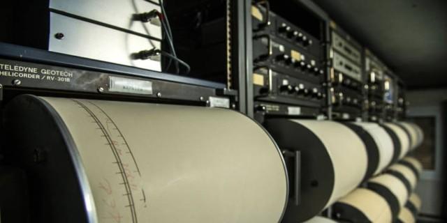 Σεισμός 3,4 Ρίχτερ στη Λακωνία
