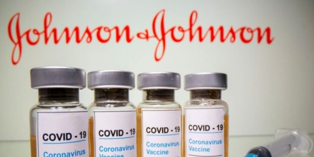 Κορωνοϊός: Ανησυχητικές οι εξελίξεις για το εμβόλιο της Johnson & Johnson