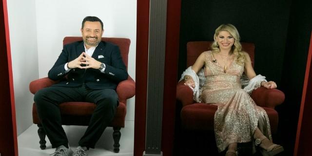 Άννα Μαρία Ψυχαράκη: «Έχεις κάνει one night stand;» - Η ερώτηση του Γεωργαντά και η αποκάλυψη!