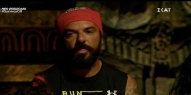 Survivor 4: «Άγρια» επίθεση του Τριαντάφυλλου στις πρώην συμπαίκτριές του - «Εσείς γιατί τον ψηφίζατε;»