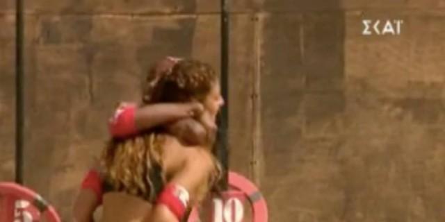 Survivor 4: Δεν το πίστευε ούτε η ίδια - Η Ανθή Σαλαγκούδη πήρε νίκη