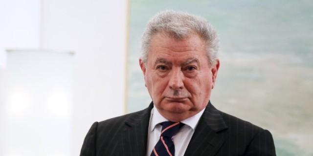Σήφης Βαλυράκης: Νεκρός βρέθηκε ο πρώην υπουργός!