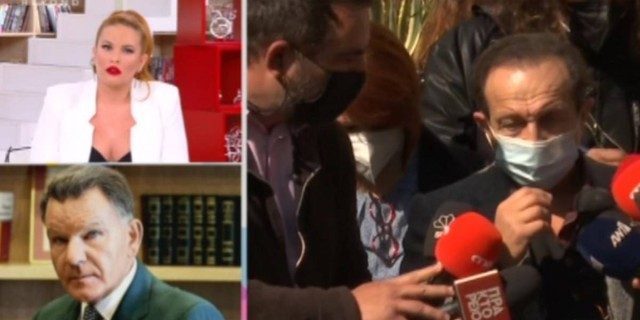 Αλέξης Κούγιας: «Ο Σπύρος Μπιμπίλας φθονεί το Λιγνάδη επειδή δεν έχει τη διαδρομή του»