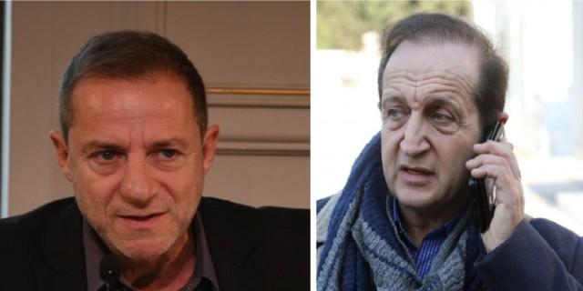 Κατηγορεί τον Σπύρο Μπιμπίλα στο απολογητικό υπόμνημα ο Δημήτρης Λιγνάδης: «Είναι μέτριος ηθοποιός και με φθονεί»