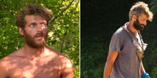 Survivor spoiler: Η παραγωγή βάζει αναγκαστικά στη κόκκινη ομάδα Αλεξ και Κρις!