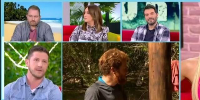 Survivor 4 - Νίκος Κοσμάς: «Για αποκατάσταση της αλήθειας με την Μαριαλένα ήταν μια νεανική σχέση»