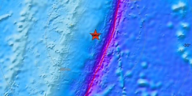 Σεισμός «μαμούθ» 8 Ρίχτερ στη Νέα Ζηλανδία