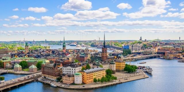 Η φωτογραφία της ημέρας: Στοκχόλμη, Σουηδία