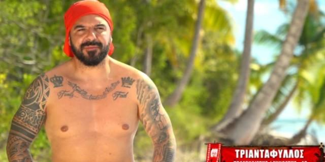 Survivor 4 - Μεγάλη αποκάλυψη για τον Τριαντάφυλλο: