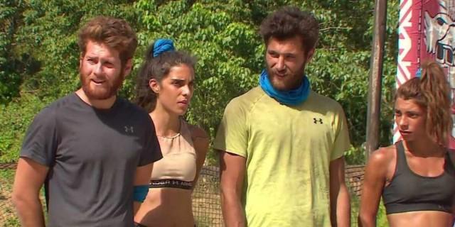 Survivor spoiler: Τέλος η φιλία Τζέιμς και Μπάρτζη - Χωρίζονται και παλεύουν ποιος θα φύγει από το ριάλιτι