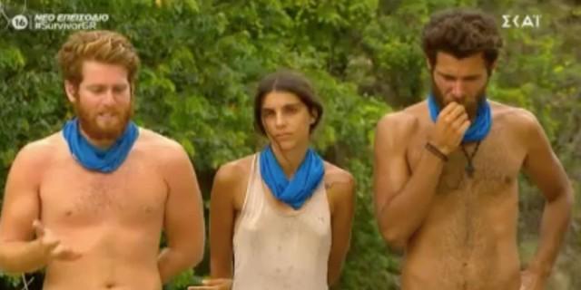 Survivor 4: Νέο «ξεκατίνιασμα» των «Μπλε» μετά τον αγώνα - «Ο Καλίδης έβρισε σπίτια και μάνες»