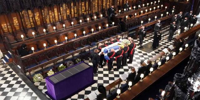 Κηδεία πρίγκιπα Φιλίππου: Η Μέγκαν Μαρκλ παρακολούθησε την τελετή από το σπίτι της στην Καλιφόρνια
