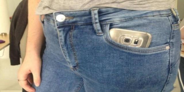 Πάντα έβαζα το κινητό μου στην πλάγια τσέπη του παντελονιού μου μέχρι που διάβασα αυτό και με έπιασε τρόμος…