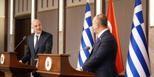 Οι Τούρκοι... τα έχασαν με τον Δένδια: Τα ΜΜΕ τους και ο Τσαβούσογλου τον έβγαλαν «προκλητικό»