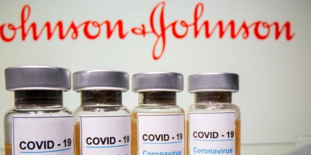 Κορωνοϊός: «Μπλόκο» στο εμβόλιο της Johnson & Johnson για μια εβδομάδα