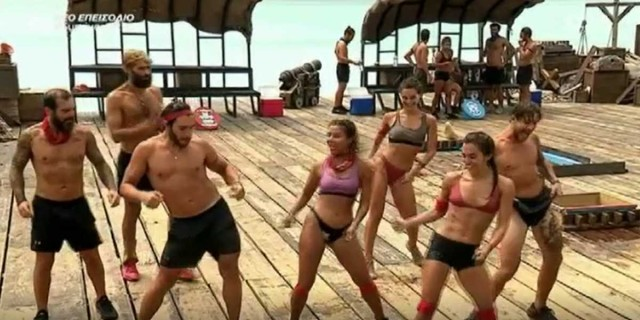 Survivor 4: Νίκησαν σαν ομάδα - Η πρώτη ασυλία στους «Κόκκινους»