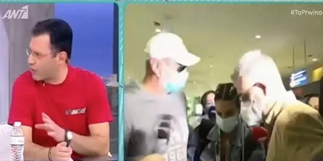 Survivor: Δείτε πώς σχολίασαν στο «Πρωινό» την επιστροφή της Χριστίνας στην Ελλάδα