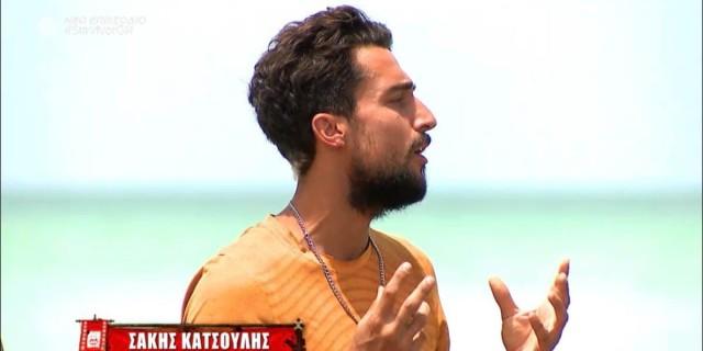 Survivor 4: «Ο Σάκης επανήλθε στις εργοστασιακές ρυθμίσεις του τραμπούκου και του ψευτόμαγκα»